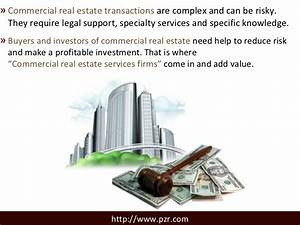 Commercial Real Estate Services Firms