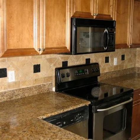 Cost Of Kitchen Backsplash by 47 Stylish And Low Cost Kitchen Backsplashes Ideas