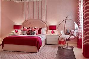 Rich raspberry bedroom design ideas pictures for Rich bedroom designs