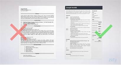 Resume Undergraduate Template Undergraduates Examples Example Student
