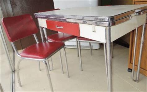vintage retro howell kitchen set circa 1940 50s white