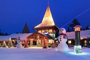 Lapland, Finland: How to Visit the Most Authentic Santa's ...