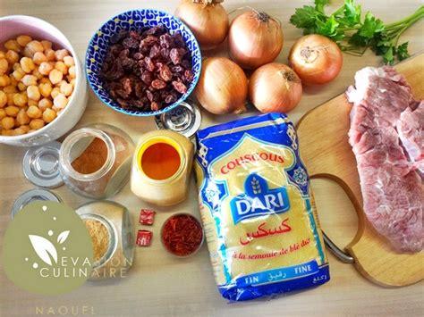 recette cuisine vegane couscous tfaya couscous marocain