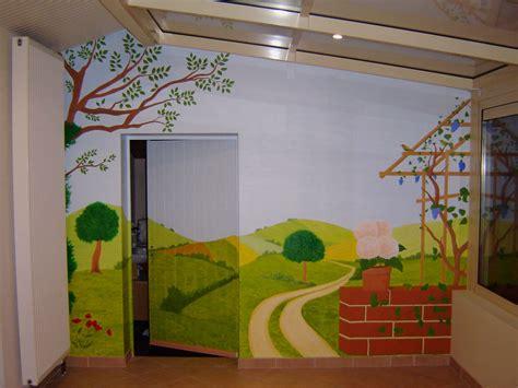 fresque murale peinture acrylique trompe l oeil d 233 coration murale artiste peintre doubs besancon