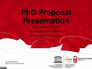 research project proposal template phd research presentation go gn seminar in cape town
