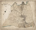 Map of Summit, New Jersey – Vintage Print Gallery
