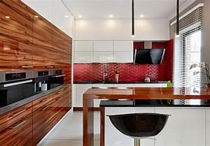 Fliesen Schachbrett Küche : welche farbe f r k che 85 ideen f r fronten und wandfarbe ~ Sanjose-hotels-ca.com Haus und Dekorationen