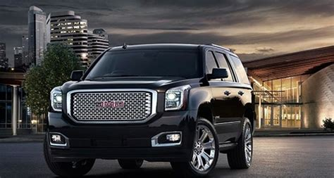 2018 Gmc Yukon  A Giant Magnificent Boat Carbuzzinfo