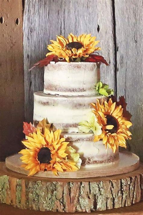 1000 Ideas About Sunflower Wedding Cupcakes On Pinterest