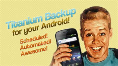 how to set up fully automated app and settings backup on