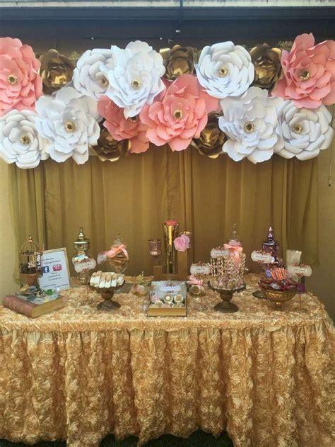 Flower Birthday Party Ideas Oosile