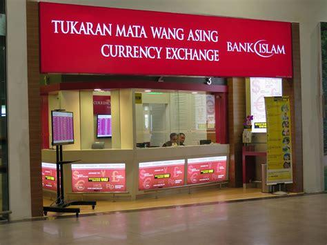 check exchange rate malaysia klia kuala lumpur