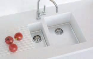 strainer sink in corian bone decorbold