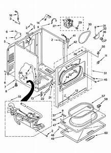 27 Kenmore 90 Series Washer Parts Diagram