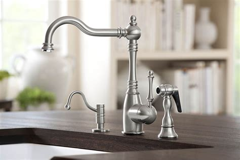 vintage kitchen sink faucets wood countertops with undermount or overmount sinks stoves 6831