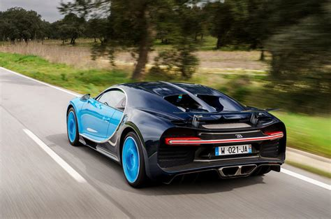 electricity give  bugatti chiron  extra edge