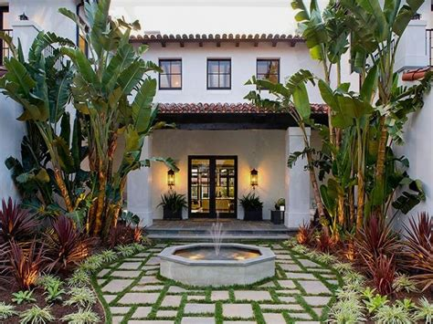 style homes with courtyards patios designs for small yards mexican style homes with courtyards spanish style courtyard