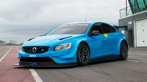 Volvo S60 Racing by Volvo To Enter Wtcc In 2016 With 400hp S60 Polestar Tc1