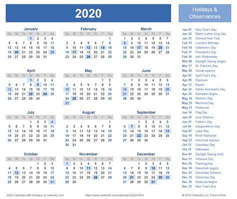 julian calendar printable holidays calendar template