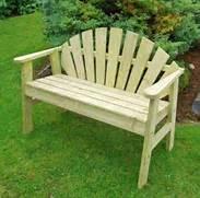 Garden Bench Seating by Sunburst 2 Seat Garden Bench