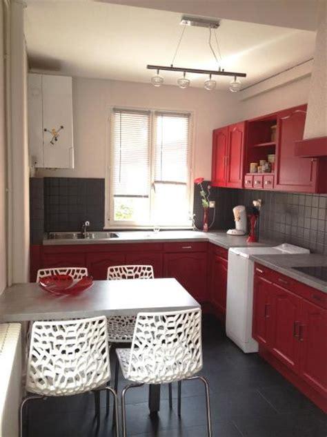 photo cuisine grise et decoration cuisine grise et