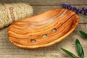 Holz Behandeln Olivenöl : seifenschale aus olivenholz seifenablage holz ablage schale ebay ~ Indierocktalk.com Haus und Dekorationen
