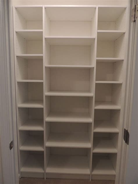 linen closet with pull out baskets bellasystemsphilly