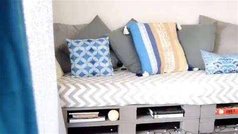 palette canap diy un canapé en palettes