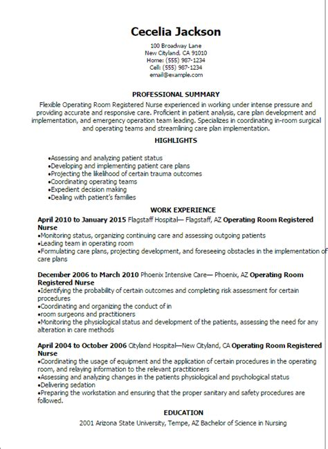 Operating Room Registered Nurse Resume Template — Best. Should A Resume Only Be One Page. How To Describe Communication Skills In Resume. Functional Style Resume. Free Rn Resume Samples. How To Add References To A Resume. Sale Associate Resume. Human Services Resume. Retail Associate Resume Example