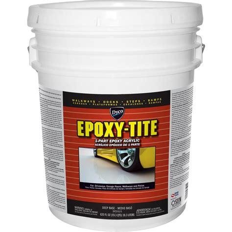 dyco paints epoxy tite 5 gal 310 base low sheen 1