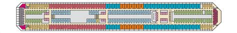 Carnival Conquest Deck 6 Plan by Carnival Conquest It Book It