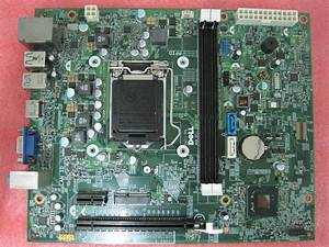 Dell Inspiron 660 Motherboard Diagram