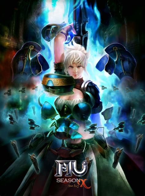 MU Online - Global server welcomes a new class and game ...