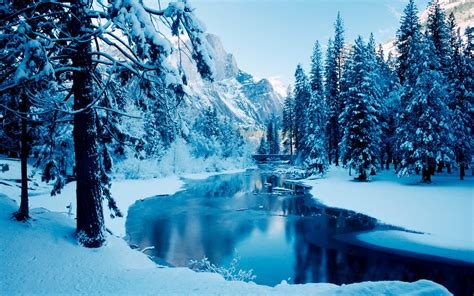 Anime Winter Scenery Wallpaper - snow scenery wallpaper 64 pictures