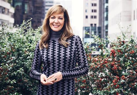 allison janney career 20 years into her career allison janney is at the top of