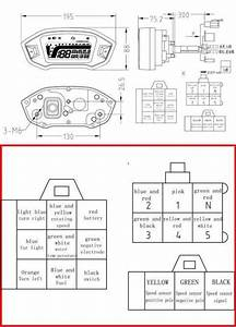 17  Universal Motorcycle Speedometer Wiring Diagram