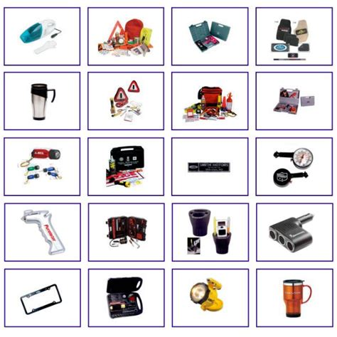 automotive promotional products imprinted promotional