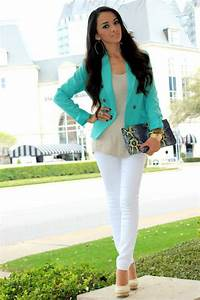 Best 25+ Turquoise blazer ideas on Pinterest | Colored blazer Turquoise pants outfit and ...
