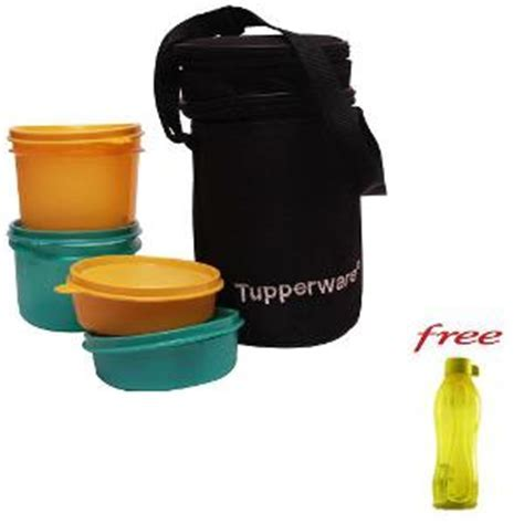 Tupperware Executive Lunch Box Set   Lunch Boxes   HomeShop18