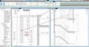 Revit How to host a railing on stair