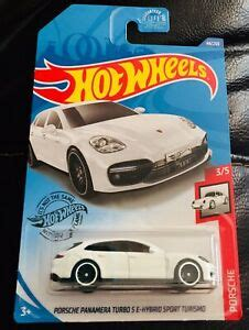 The sport turismo, with its 5.05 metres in length and 1.93. Hot Wheels 2020 White Porsche Panamera Turbo S E-Hybrid Sport Turismo 🏁 | eBay