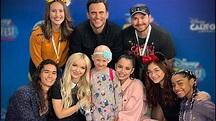 We met the cast of Descendants 3 at the Disney Channel Fan ...