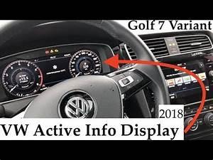 Digitales Info Display Seat : digitales cockpit vw active info display im golf 7 ~ Kayakingforconservation.com Haus und Dekorationen