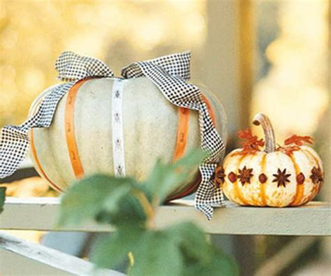 ways to decorate pumpkins 30 creative ways to decorate a pumpkin with ribbon family holiday net guide to family holidays