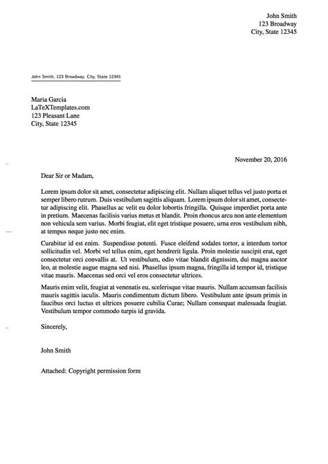 structure  official letter letters  sample letters
