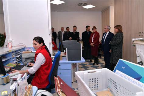 bureau de poste lille moulins gramaglia visite le bureau de poste de la