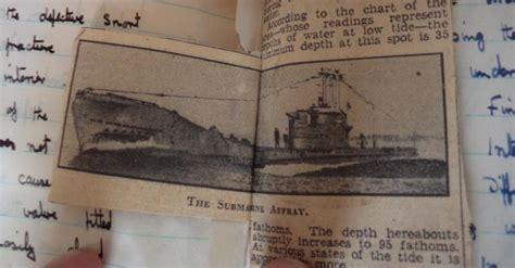 michael heath caldwell march naval diary