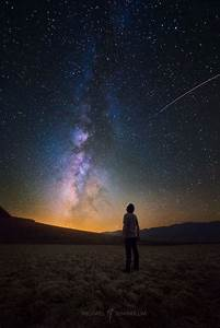Make A Wish on Shooting Star Michael Shainblum Photography ...