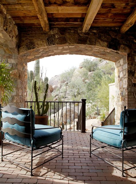 stunning mediterranean porch designs youll fall