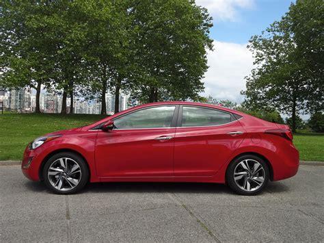 Cost Of Hyundai Elantra by 2014 Hyundai Elantra Limited Road Test Review Carcostcanada